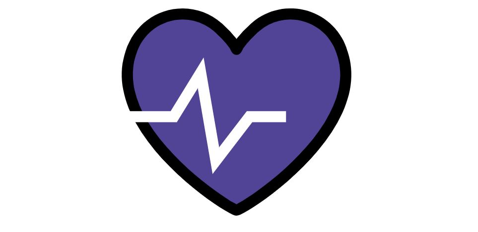 Image of Atrial Fibrillation in Ontario , including hashtags and corporate logos.